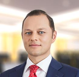 Dr. Deividas Soloveičik, advokatų kontoros COBALT partneris, Viešųjų pirkimų grupės vadovas.